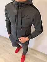 Утепленный мужской спортивный костюм Bilberry Grey Winter, фото 1