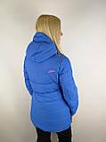 Споривная жіноча куртка, фото 4