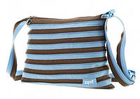 Сумка Zipit Medium Ocean Blue&Soft Brown (ZBD-4), фото 1