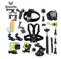 Набір аксесуарів SnowHu для екшн-камер Xiaomi Yi GS47