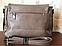 Класична повсякденна сумка жіноча через плече кольору кави з молоком Pretty woman, фото 2