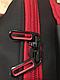 Комплект містких дорожніх сумок на колесах (велика і мала) з висувною ручкою, фото 3
