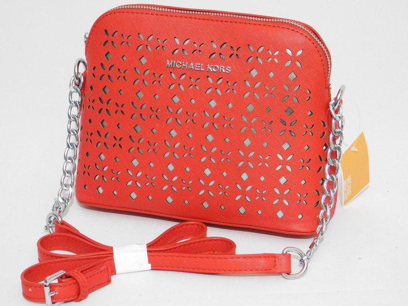 Жіноча червона міні сумочка клатч через плече молодіжний