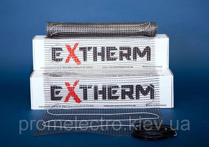 Двужильный нагревательный мат EXTHERM ET ECO 1400-180, площать 14м2, фото 2