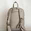 Жіночий стильний бежевий рюкзак міський молодіжний Pretty Woman, фото 2