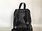 Черный рюкзак женский городской из экокожи Pretty Woman, фото 3