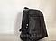 Черный рюкзак женский городской из экокожи Pretty Woman, фото 4