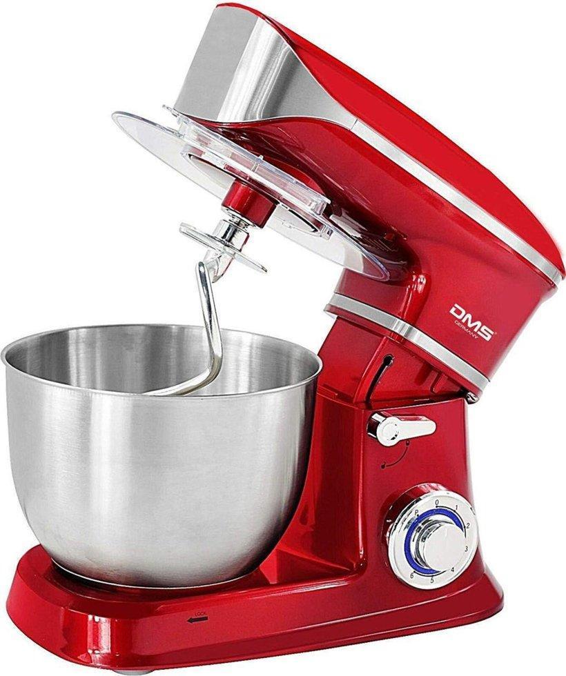 Кухонный тестомес DMS 1900 Red