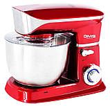 Кухонный тестомес DMS 1900 Red, фото 5