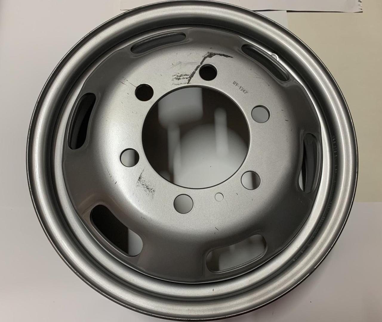 Диск колісний сталевий IVECO (5.0x16, 6x170, CH 130) ( фургон )