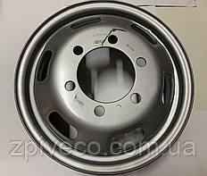 Диск колесный стальной IVECO (5.0x16, 6x170, CH 130) ( фургон )