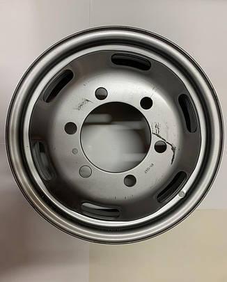 Диск колісний сталевий IVECO (5.0x16, 6x170, CH 130) ( фургон ), фото 2
