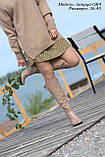 Зимняя женская обувь. Натуральная кожа., фото 6