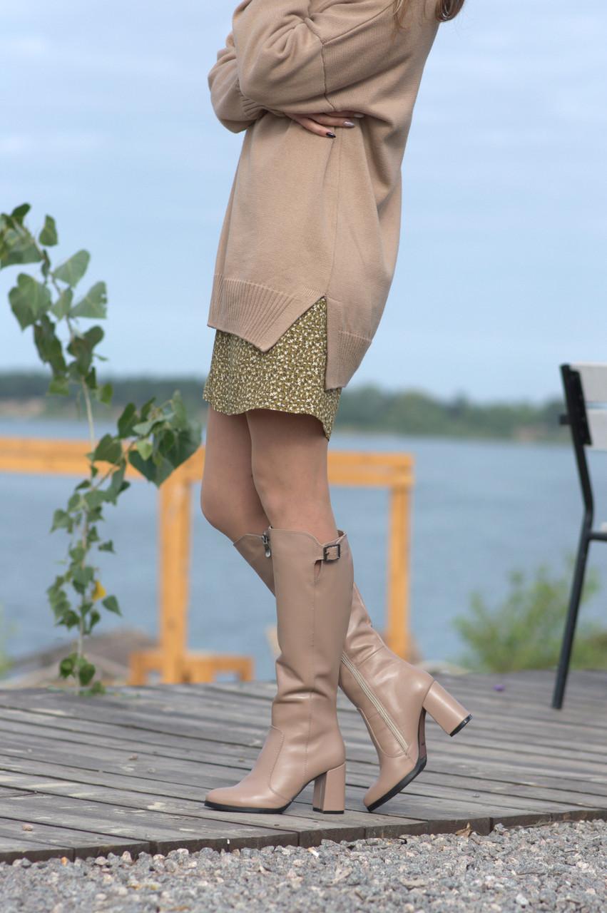Зимняя женская обувь. Натуральная кожа.