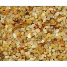 Песок Resun XF 20407B кварцевый 3-4 мм/5 кг светлый