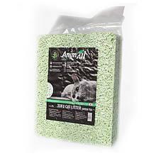 Соевый наполнитель AnimAll Tofu с ароматом зеленого чая 6 литров (2.6 кг)