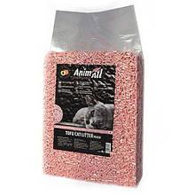 Соєвий наповнювач AnimAll Tofu з ароматом персика 6 літрів (2.6 кг)