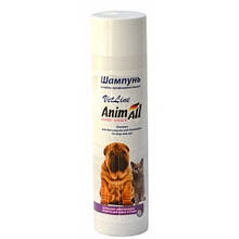 Шампунь AnimAll VetLine с хлоргексидином и кетоконазолом для собак и кошек 250 мл