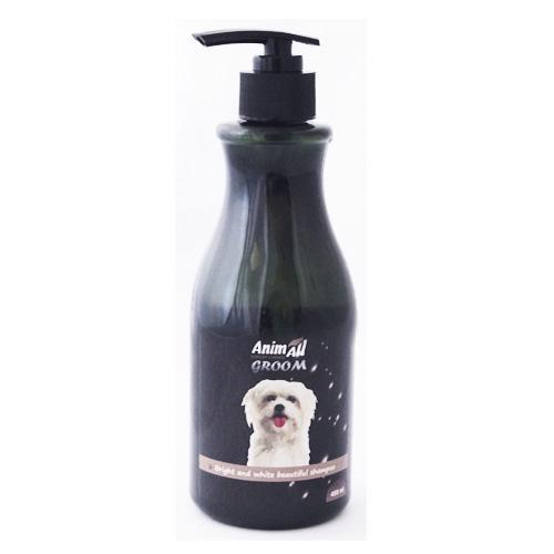 Шампунь AnimAll GROOM для собак с белой и светлой шерстью 450мл