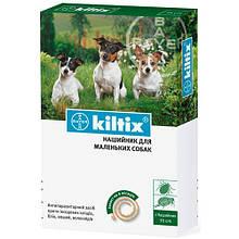 Нашийник Bayer Kiltix проти бліх та кліщів для собак 35 см