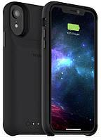 Аккумуляторный чехол Mophie Juice Pack Access для iPhone Xr на 2000mAh [Черный]