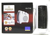 Тепловентилятор Дуйчик Heater CB 7748 Crownberg Ploskii бытовой перносной