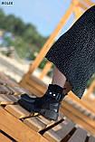 Зимние ботинки. Натуральные кожа и замша., фото 3