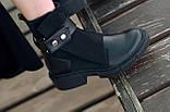 Зимние ботинки. Натуральные кожа и замша., фото 10