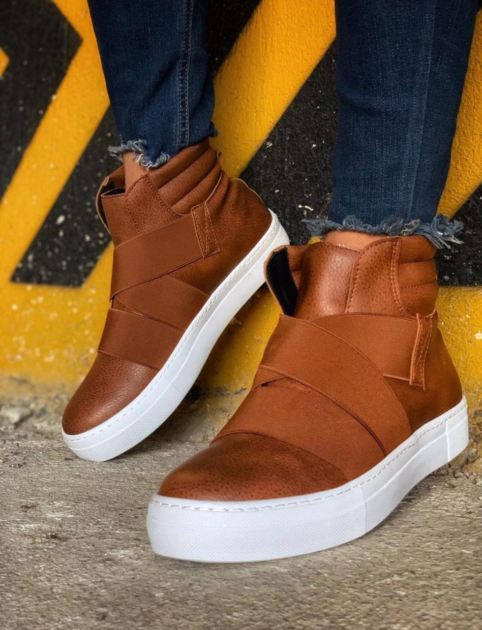 Мужские ботинки Chekich CH023 St Brown