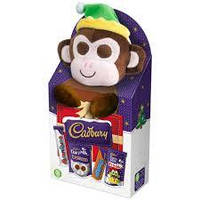 Набор с игрушкой Cadbury Обезьяна 70 g