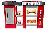 Дитяча ігрова кухня 922-103, висота 84 див., вода, звук, світло, 32 предметів, фото 5