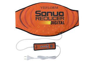 Пояс для схуднення Elite - Sauna Reducer Velform EL-320-16 (EL-320-16), (Оригінал)
