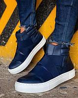 Мужские ботинки Chekich CH023 St Blue