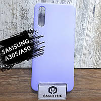Силиконовый чехол для Samsung A30S / A50 / A307F / A505F Wave, фото 1