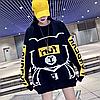 Женский свитер oversize, фото 7