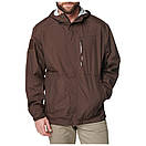 Оригинал Мембранный дождевик 5.11 Tactical Men's Waterproof Aurora Shell Jacket Lightweight 48343 X-Large,, фото 3