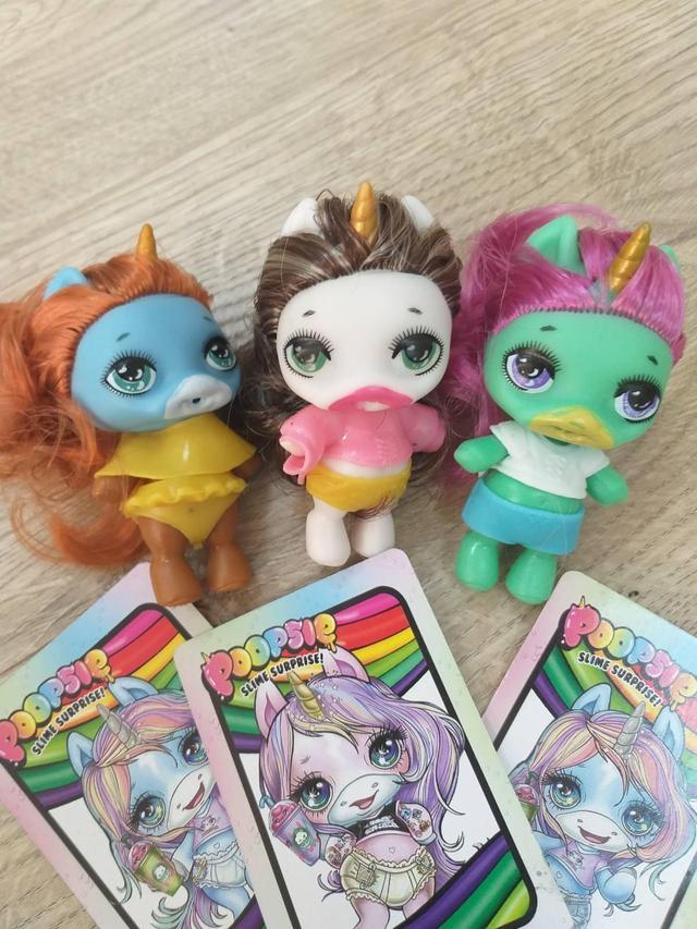 Набор игрушечных фигурок Poopsie 34208