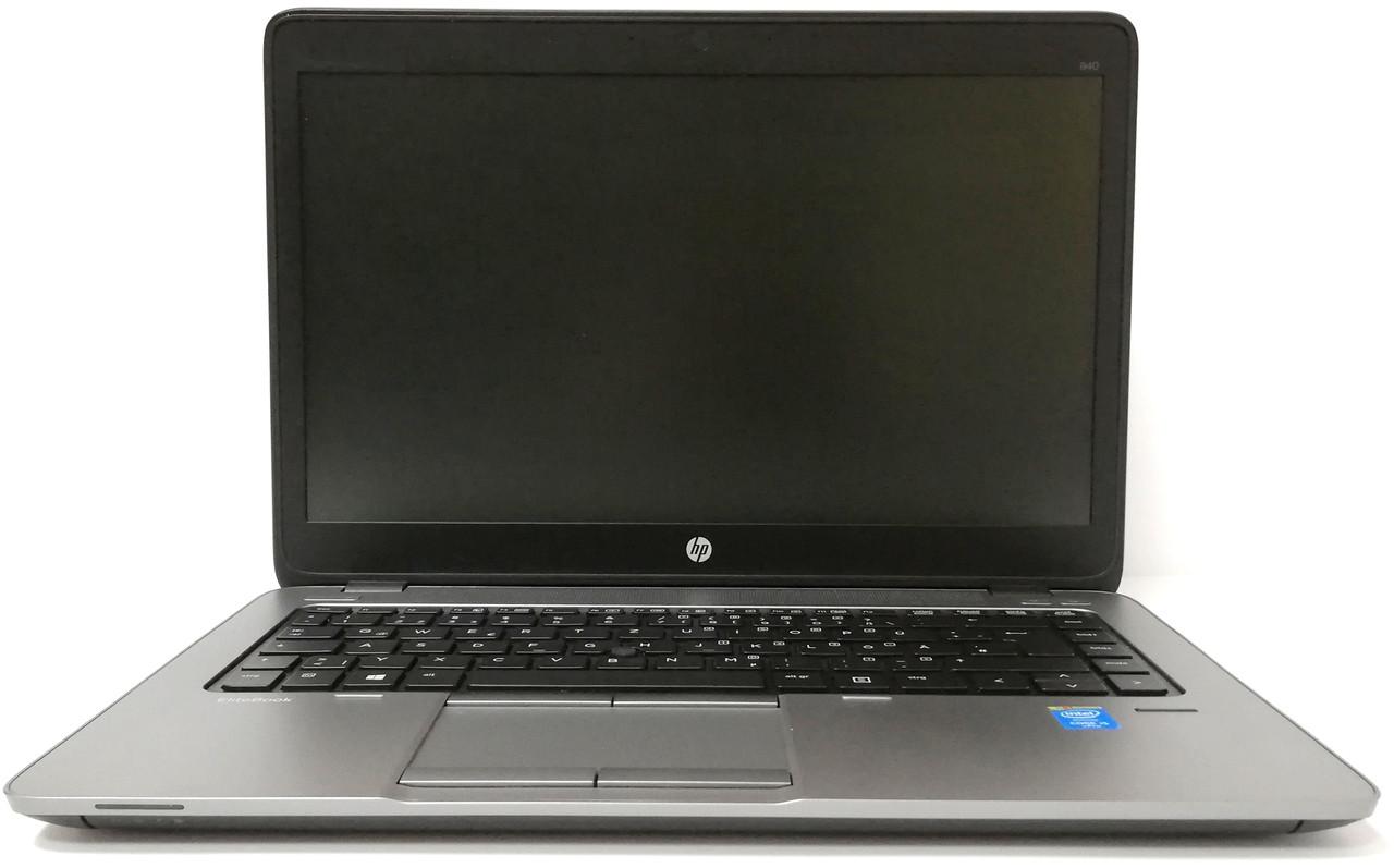 """Ноутбук HP EliteBook 840 G1 14"""" Intel Core i5 1.9 GHz 4GB RAM 320GB HDD Silver №40 Б/У"""