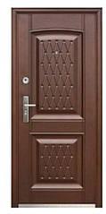 Дверь брон. 860*2050*65 (автоэмаль) стандарт правая Таримус