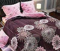 Постельное белье евро размер 100% хлопок/Комплект постельного белья
