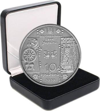 """Срібна монета НБУ """"Ткаля"""", фото 2"""