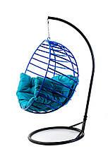 """Подвесное кресло кокон с подставкой-опорой """"AURORA-S"""". Качеля-гамак, фото 3"""