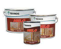 ХЕЛО 90 уретано-алкидный лак для деревянных поверхностей внутри и вне зданий (глянцевый)