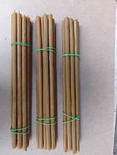 Воскові свічки 12 мм 38 см