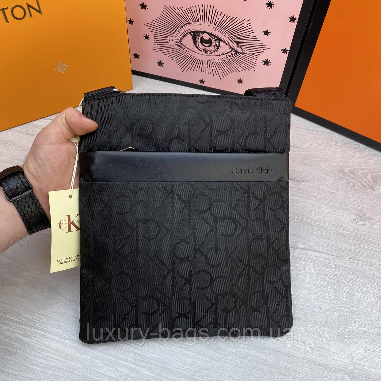 Стильна чоловіча сумка Calvin Klein