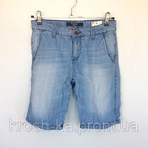 Шорты джинсовые для мальчика Zak_K8 regular Tiffosi Португалия 08425