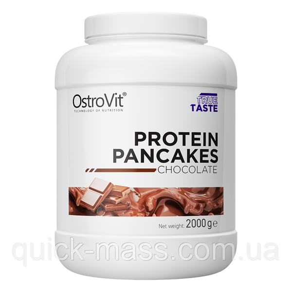 Смесь для панкейков Protein Pancake OstroVit 2 кг