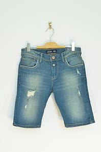 Шорты джинсовые для мальчика Zac_K45 Tiffosi Португалия 5492