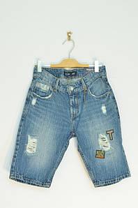 Шорты джинсовые для мальчика Zac_K36 Tiffosi Португалия 5499