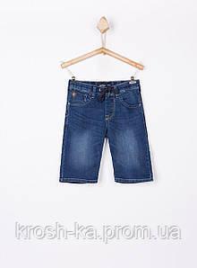 Шорты джисовые для мальчика Zac_K51 Tiffosi Португалия джинс 15464